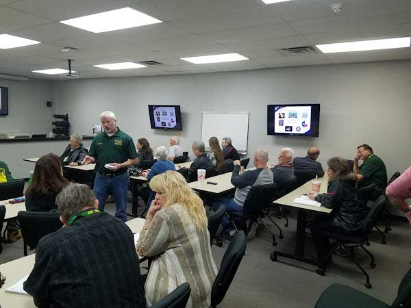 EastTex CERT holds it's annual meeting for 2019