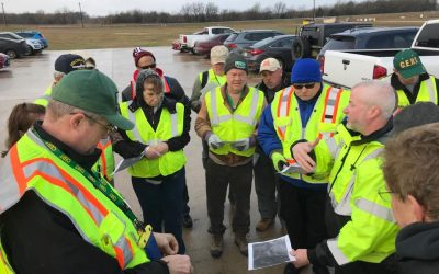 EastTex CERT Deploys First Search and Rescue Drill of 2019